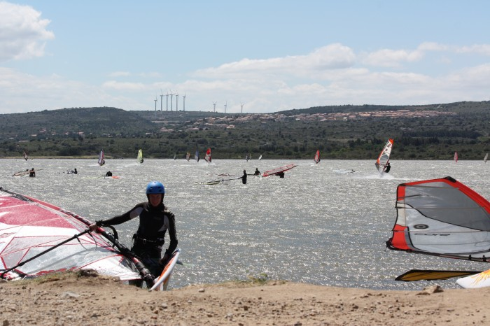 Windsurf Leucate