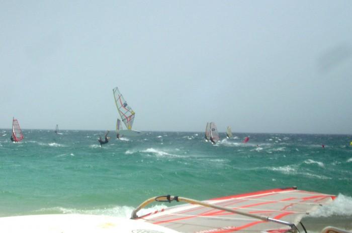 Chute windsurf