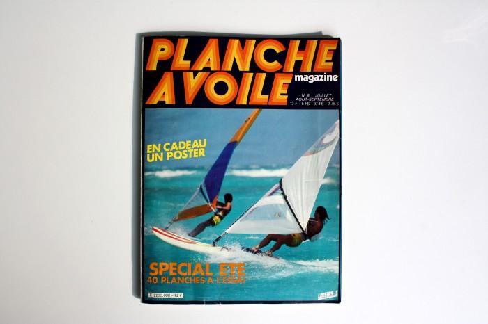 Magazine Windsurf Vintage