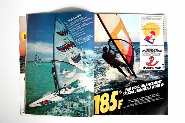 Windsurf Martini Race