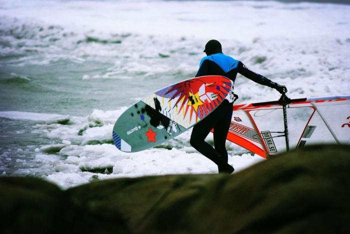 Windsurf Quatro