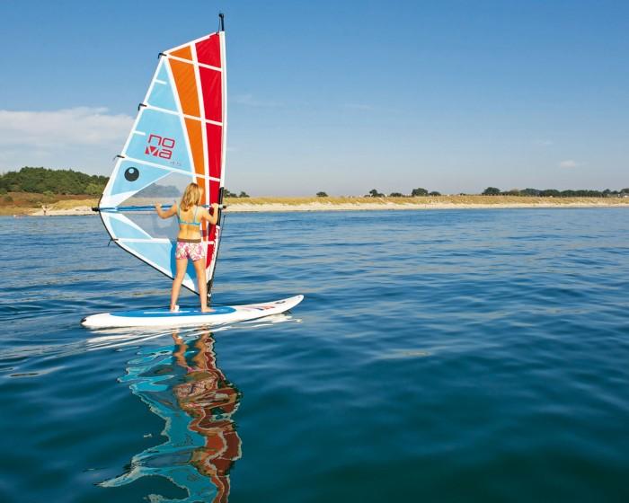 Fond d écran windsurf Bic