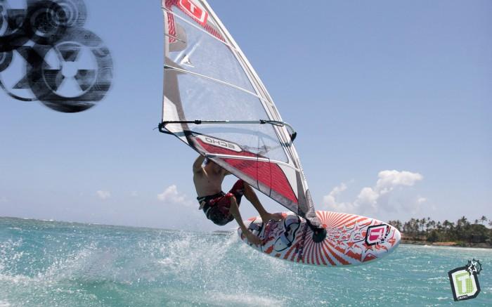 Fond d écran windsurf Tabou