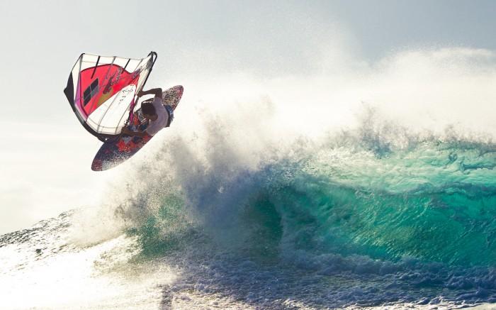 Fond d écran windsurf Goya